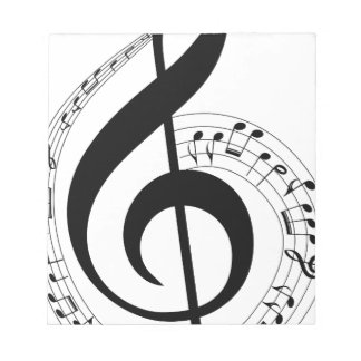 Clef Notepad