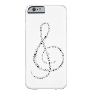Clef notes barely there iPhone 6 case