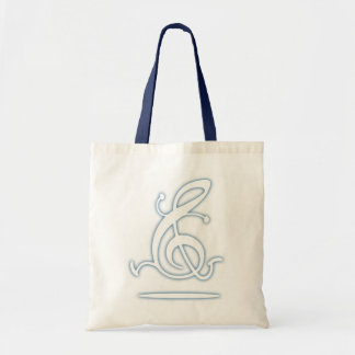 clef-run-glo-FLAT Tote Bag