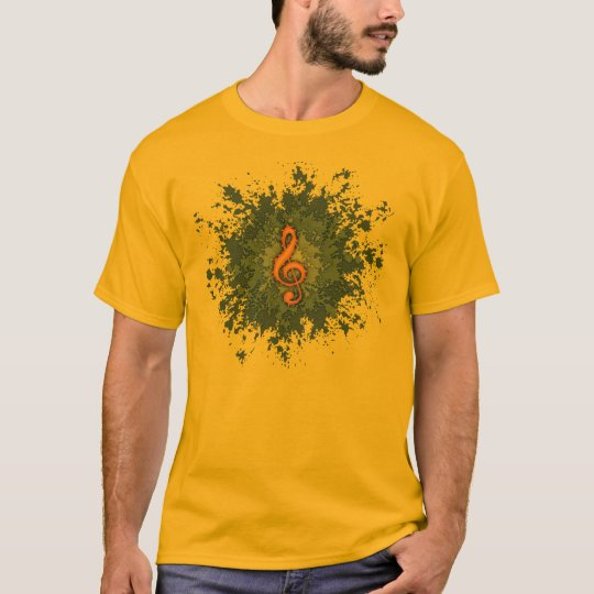 Clef Splat II T-Shirt