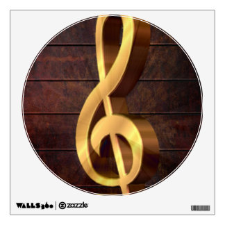 Clef Wall Decal