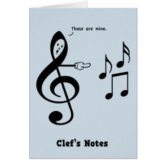 Clef's Notes