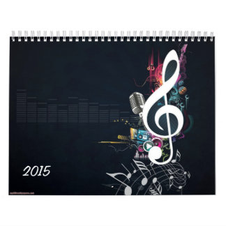 Cleft Note Calendar