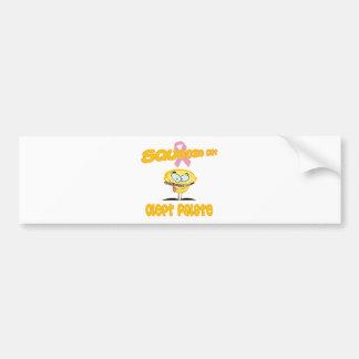 Cleft Palate Bumper Sticker