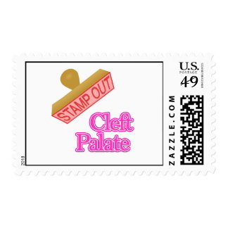 Cleft Palate Postage Stamp