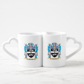 Clegg Coat of Arms - Family Crest Lovers Mug Set