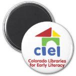 CLEL Logo Magnets