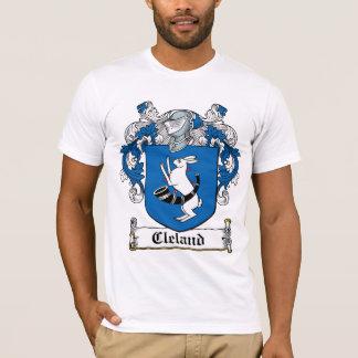 Cleland Family Crest T-Shirt