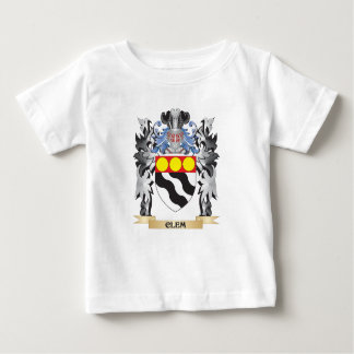 Clem Coat of Arms - Family Crest T Shirts