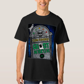 Clem Junebug-Ghost Detective T-Shirt