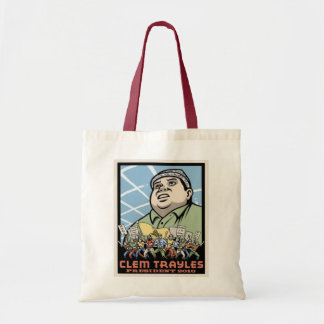 Clem Trayles President Tote Bag