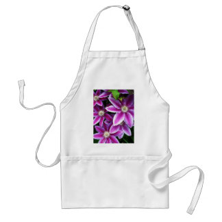 Clematis#1 Adult Apron