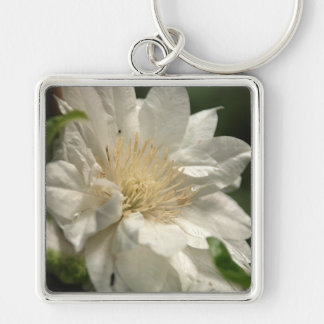 CLEMATIS Artic Queen 1 Keychain