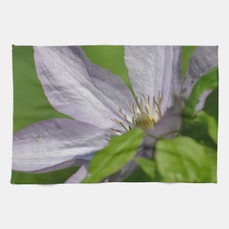 Clematis bonito toalla