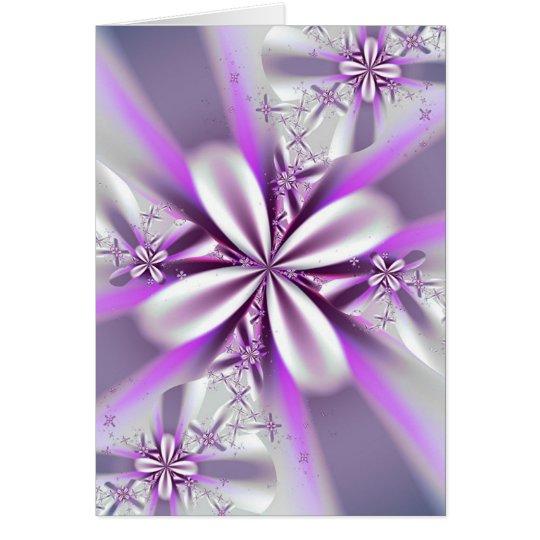 Clematis Card