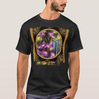 Clematis - Clematis & Lamp T-Shirt