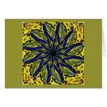 clematis inverted card