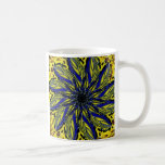 clematis inverted coffee mug