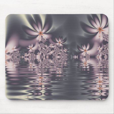 Clematis Lake Mousepad