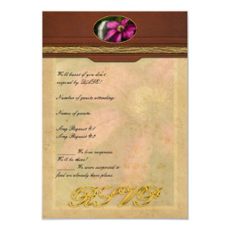 Clematis - Majesty Card