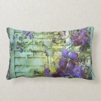 Clematis Trellis American MoJo Pillows
