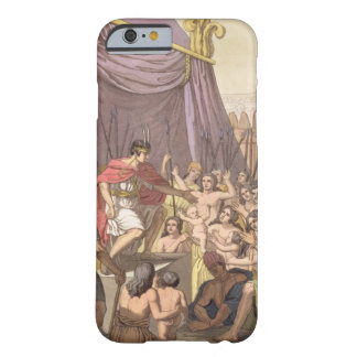 Clemency of Mayta-Capac: offers pardon to conquere Barely There iPhone 6 Case