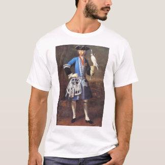 Clemens August as Falconer', P_Portraits T-Shirt
