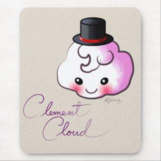 Clement Cloud Mouse Pad