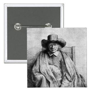 Clement de Jonghe, 1651 Button