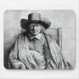 Clement de Jonghe, 1651 Mouse Pad