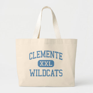 Clemente - Wildcats - High - Chicago Illinois Canvas Bag