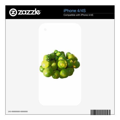 Clementina fresca skins para eliPhone 4