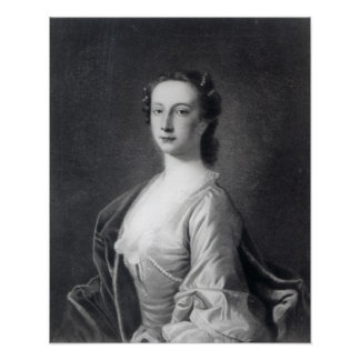 Clementina Walkinshaw, c.1760 Impresiones