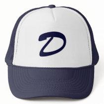 Clementine D Trucker Hat