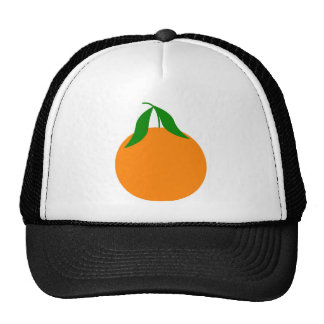 clementine design trucker hat