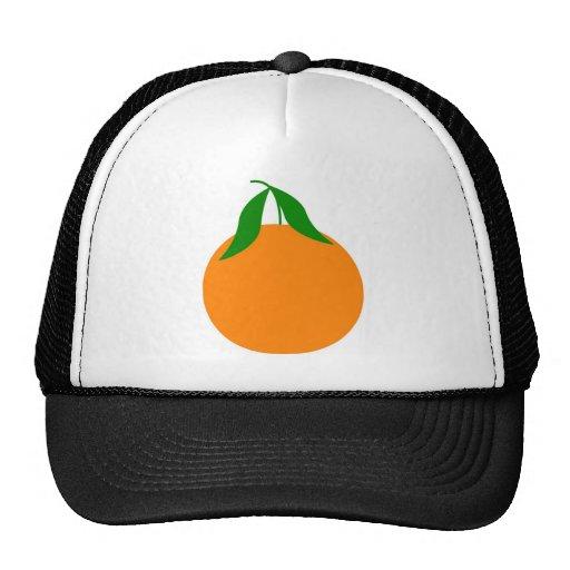 clementine design trucker hats