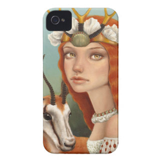 Clementine iPhone 4 Case