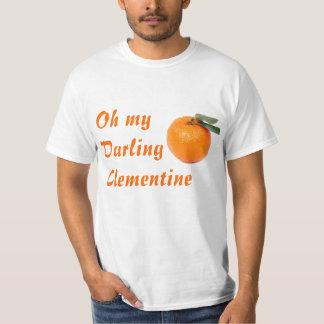 clementine mens shirt