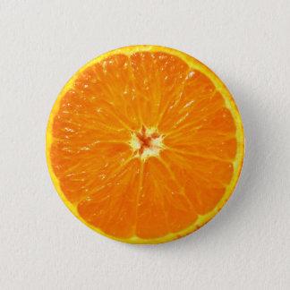 Clementine Pinback Button