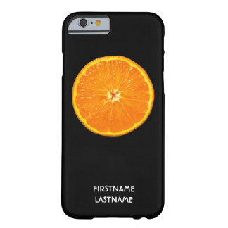 Clementine Slice Barely There iPhone 6 Case