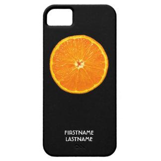 Clementine Slice iPhone SE/5/5s Case