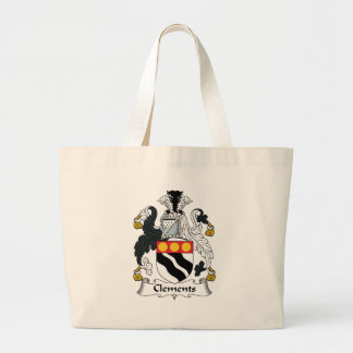 Clements Family Crest Bags