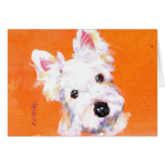 Clem's Annabel Greeting Card