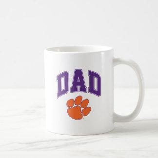 Clemson Dad Coffee Mug
