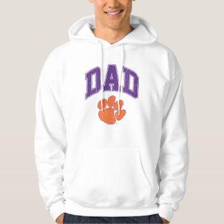 Clemson Dad Distressed Sweatshirt