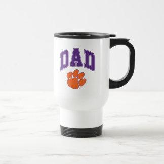 Clemson Dad Travel Mug