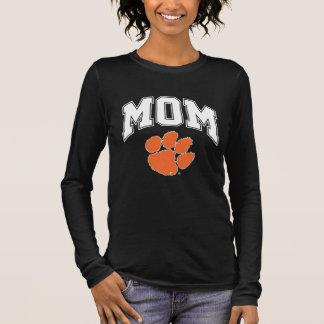 Clemson Mom Long Sleeve T-Shirt