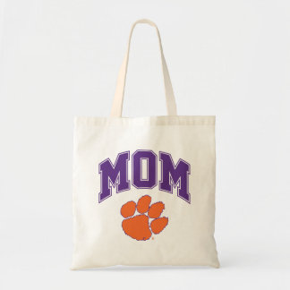 Clemson Mom Tote Bag