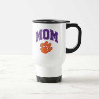 Clemson Mom Travel Mug