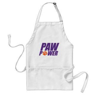 Clemson Paw Power Adult Apron
